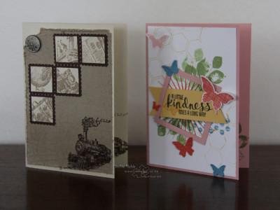 2014 July creativejax Class Cards -Traveler and Kinda Eclectic