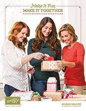 2014 Stampin' Up! Holiday Catalogue