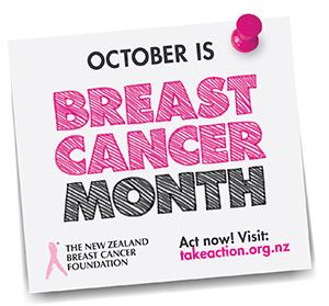 October - Breast Cancer Month