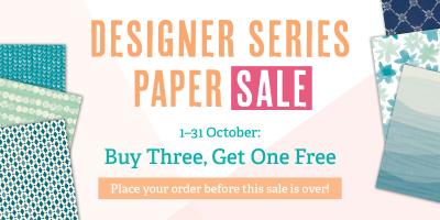 October DSP Special Buy 3 get 1 FREE!