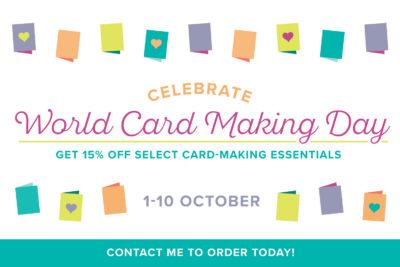 2017 World Card Making Day