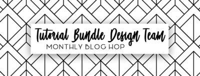 Tutorial Bundkle Design Team Blog Hop