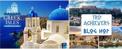 Greek Isles Incentive Trip Achievers Blog Hop