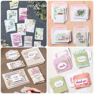 Card Kits on Sale