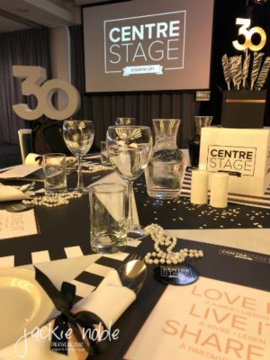CentreStage Decorations