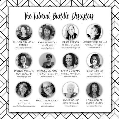 The Tutorial Bundle Designers