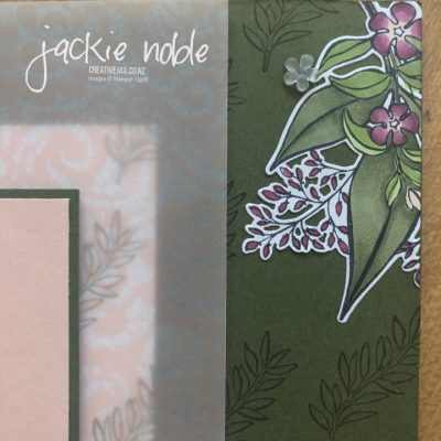 Wonderful Romance Stamp Set