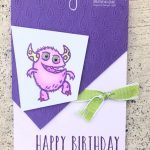 Boo to You Birthday Card
