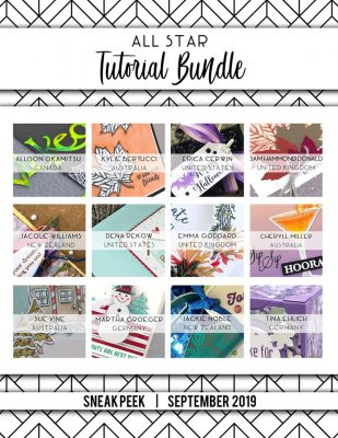 tutorial Bundle sneak peek