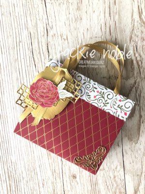 Christmastime is Here Gift Bag