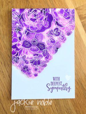 Breathtaking Pigment Sprinkle Bouquet