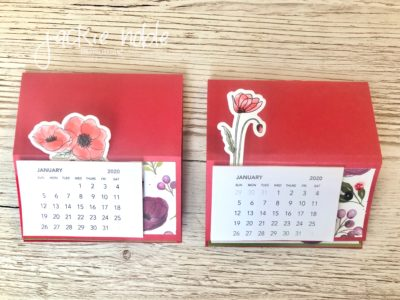 Peaceful Puppies Mini Calendar