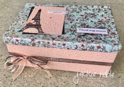 Parisian Memory Box