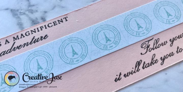 Parisian Bookmark