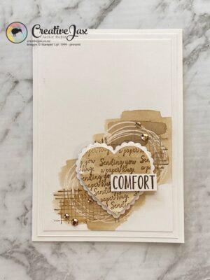 Watercolour Comfort & Hope