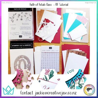Path of Petals PDF Tutorial